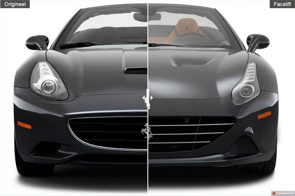 Facelift Friday: Ferrari California