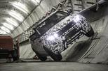 Range Rover Evoque Convertible teaser
