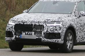 Audi Q7 laat meer van zich zien