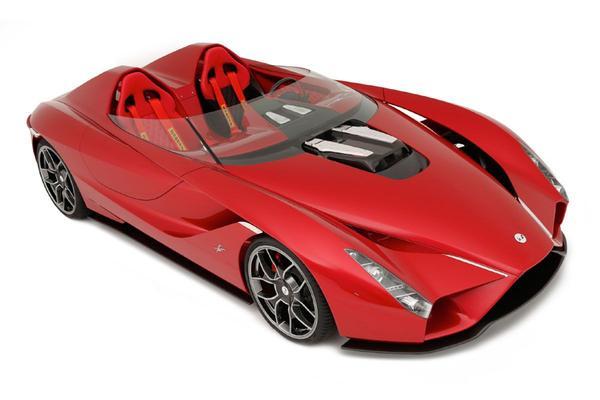 Ferrari DNA debuteert in Kode 57 Enji