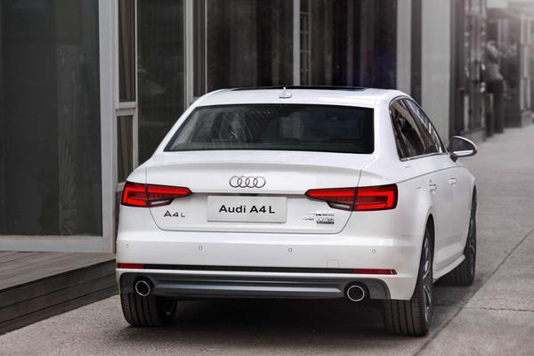 Audi A4 L gepresenteerd