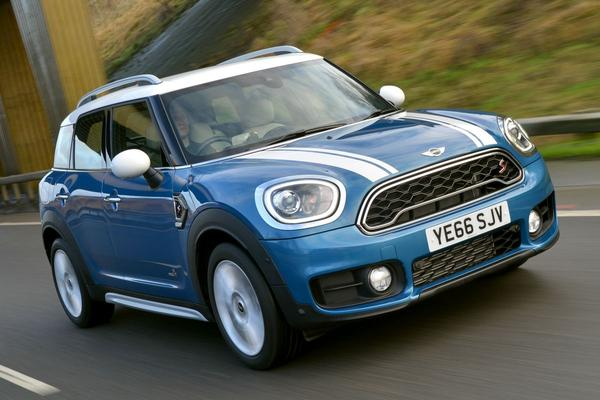 Rij-impressie: Mini Countryman