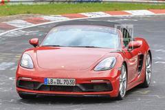 Gesnapt: Porsche 718 Boxster GTS