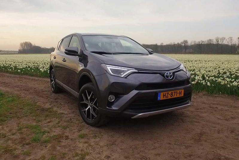Toyota rav4 hybrid te koop