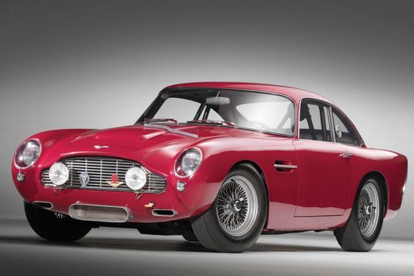 Aston Martin brengt DB4 GT terug!