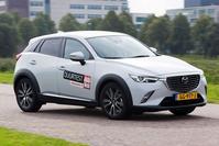 Mazda CX-3 - Afscheid Duurtest