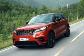Range Rover Velar - Rij-impressie