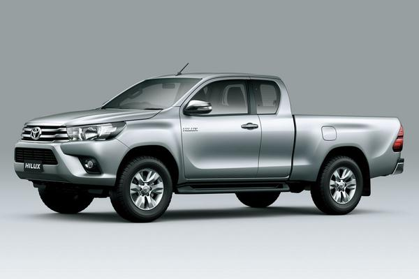 'Pick-up PSA Group op Toyota-basis'