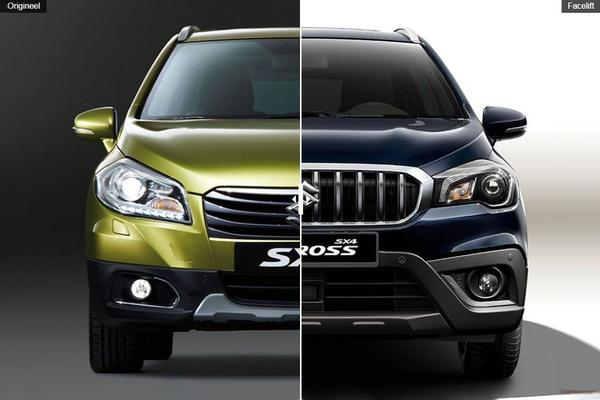Facelift Friday: Suzuki SX4 S-Cross