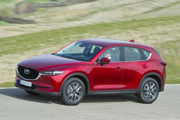 Gereden: Mazda CX-5