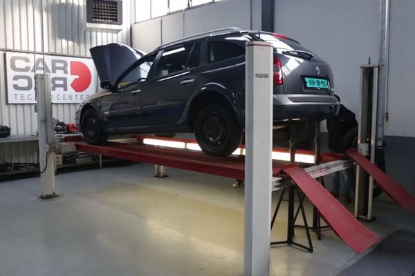 Video: Renault Laguna 2.2 dCi - 2003 - 562.617 km - Klokje Rond