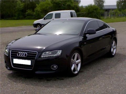 audi a5 2 7 tdi 2008 gebruikerservaring autoreviews. Black Bedroom Furniture Sets. Home Design Ideas