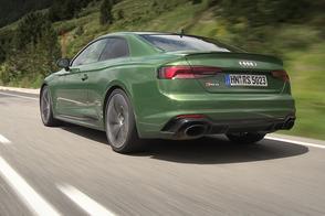 Audi RS5 - Rij-impressie