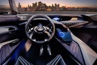 Lexus toont interieur UX Concept