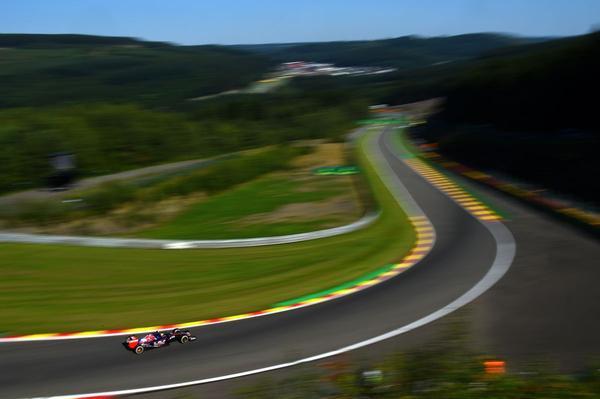 Formule 1: grote drukte verwacht richting Spa