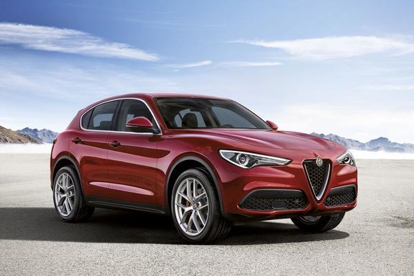 In detail: Alfa Romeo Stelvio
