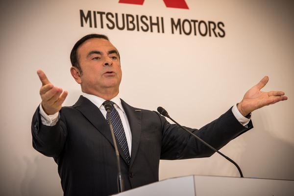 Carlos Ghosn sluit fusie Nissan en Mitsubishi uit