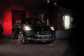 TechArt pompt Porsche Macan Turbo op