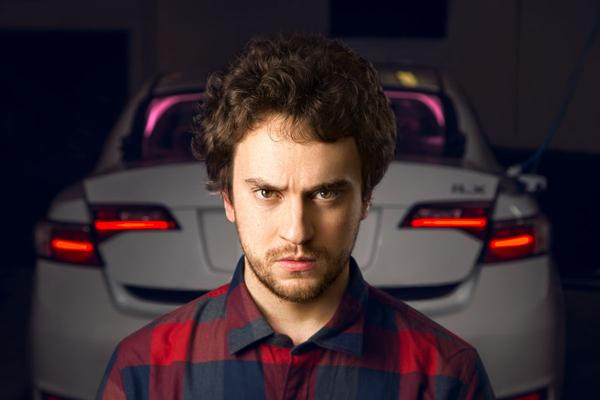 George Hotz schiet Comma One af