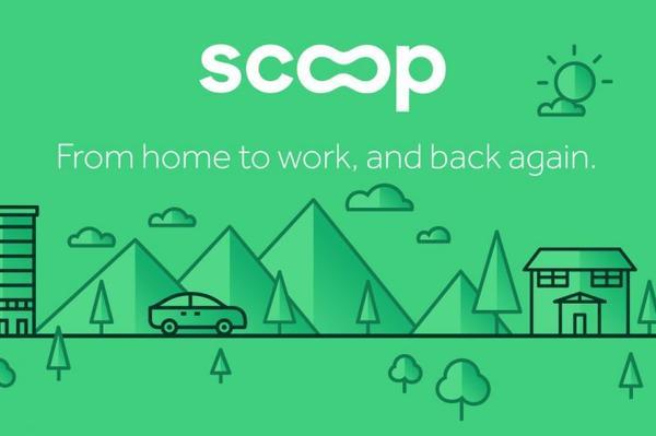 BMW investeert in carpool-app Scoop