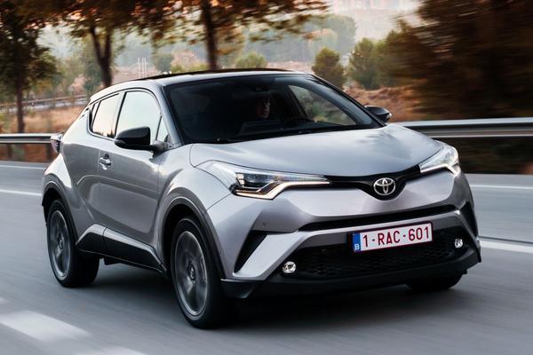 Rij-impressie: Toyota C-HR