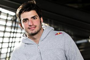 Verstappen met Sainz junior bij Toro Rosso