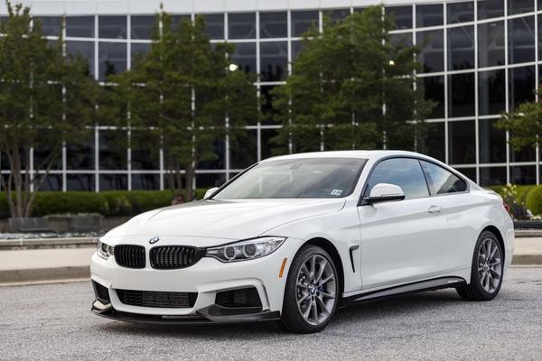BMW presenteert 435i ZHP