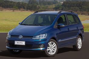 Volkswagen SpaceFox in nieuw jasje gestoken