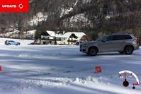 Volvo's met AWD in de sneeuw - AW Update