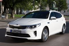Kia Optima SW & PHEV