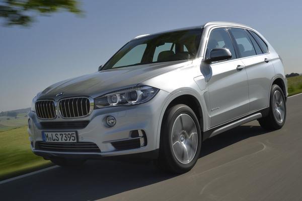Rij-impressie: BMW X5 xDrive40e