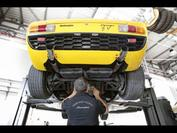 Lamborghini Polo Storico Restauration Center
