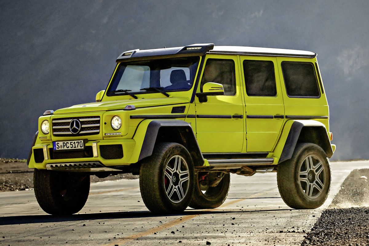 mercedes benz g 500 4x4 foto 39 s autoweek fotospecial. Black Bedroom Furniture Sets. Home Design Ideas