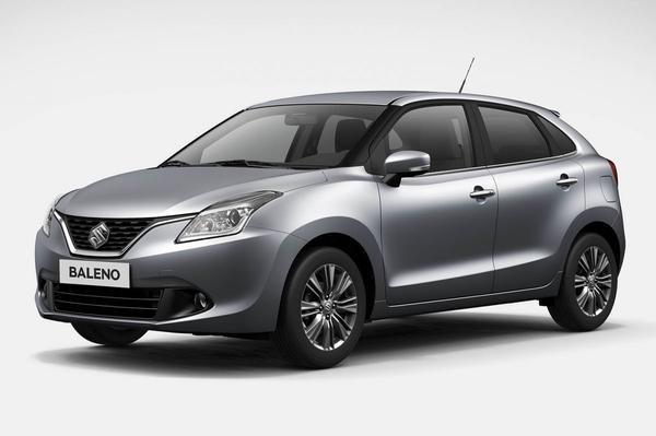 Meer details nieuwe Suzuki Baleno
