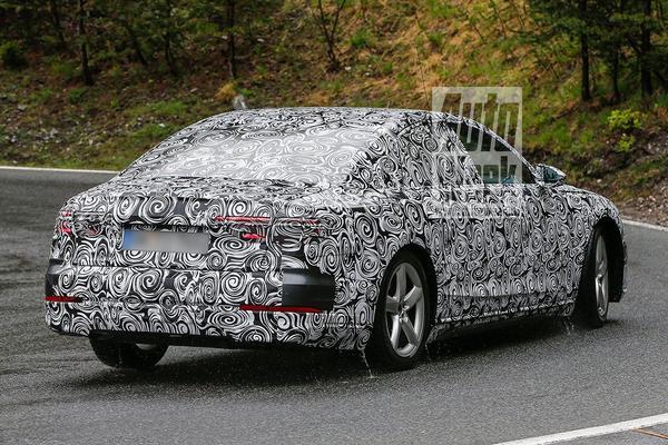 Nieuwe A8 kan autonoom rijden op niveau 3