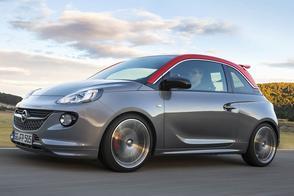 Opel Adam S heeft prijskaartje