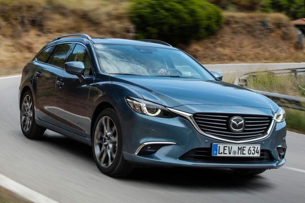 Rij-impressie: Mazda 6
