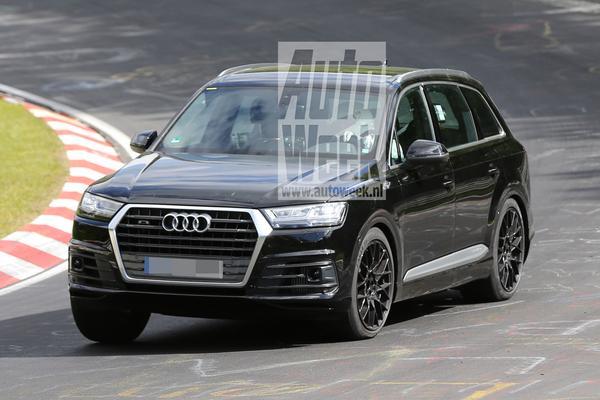'435 pk V8 TDI voor Audi SQ7'