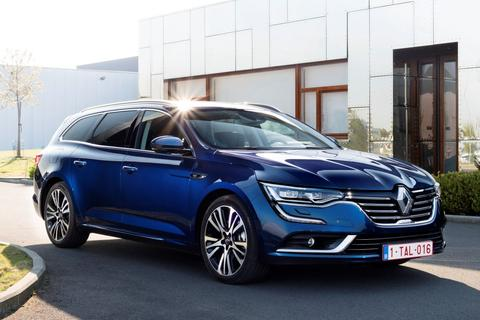 renault talisman estate dci 110 life specificaties. Black Bedroom Furniture Sets. Home Design Ideas