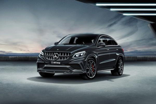 Larte Design doet Mercedes-Benz GLE-klasse