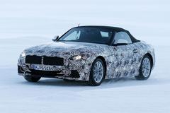 BMW Z5 2018 - Spionage