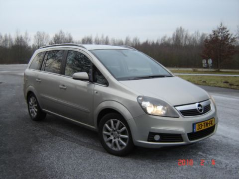 opel zafira 1 9 cdti 150pk cosmo 2006 gebruikerservaring autoreviews. Black Bedroom Furniture Sets. Home Design Ideas