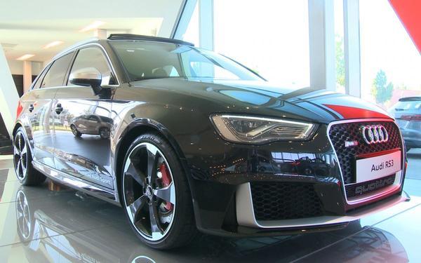 Video: GTO Journaal - Audi-sport dealers voor de snelste Audi's
