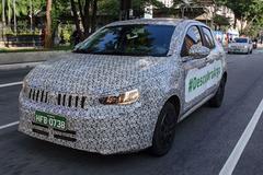 Fiat Argo nu ook in beeld gebracht