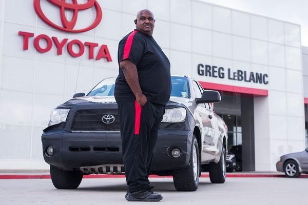 Feel good: Toyota deelt gratis Tundra uit