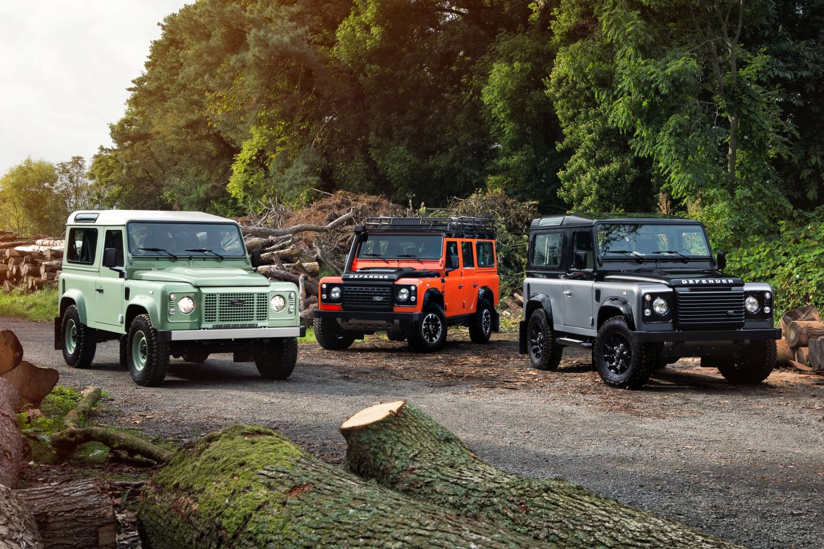 39 nieuwe land rover defender komt pas in 2019 39 autonieuws. Black Bedroom Furniture Sets. Home Design Ideas