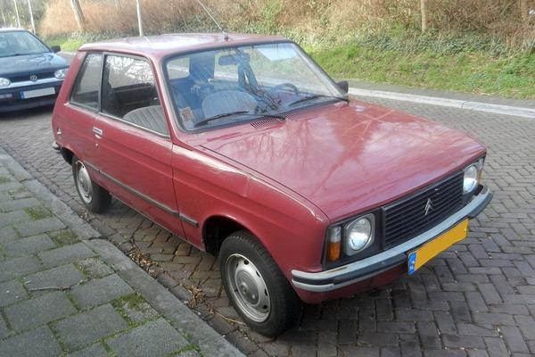 In het wild: Citroën LNA ('81 én '83)