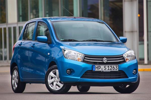 suzuki celerio 1 0 comfort 2016 gebruikerservaring autoreviews. Black Bedroom Furniture Sets. Home Design Ideas