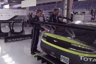 Mannequin Challenge van Aston Martin Racing