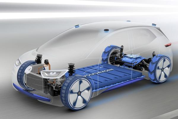 Doorzaag-zaterdag: Volkswagen I.D.